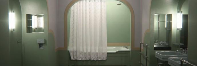GreenBathroom